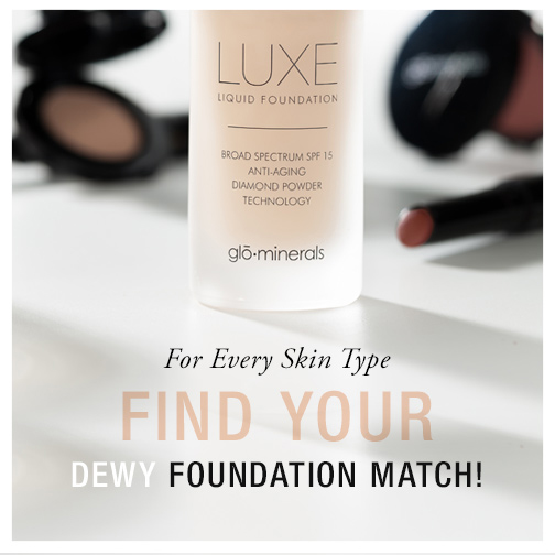 FREE Foundation Color Match + SPRAY TAN